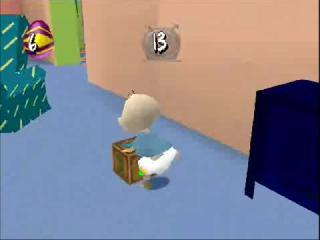 Screenshot Thumbnail / Media File 1 for Rugrats - Search for Reptar [U]